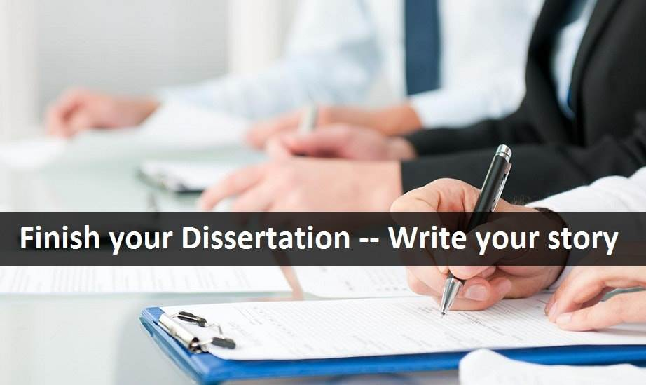 complete dissertation An oral defense can be required to defend the proposal and/or the complete dissertation congratulations on getting to either stage of the dissertation process.